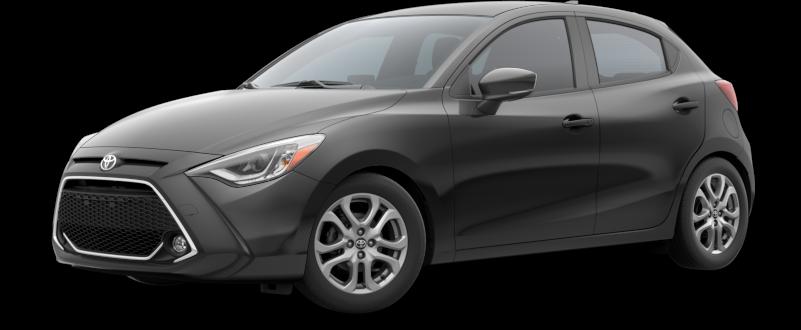 2020 Toyota Yaris in Graphite