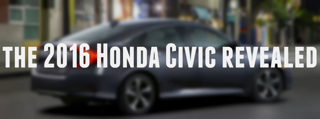 when will the 2016 honda civic be available in clifton nj. Black Bedroom Furniture Sets. Home Design Ideas