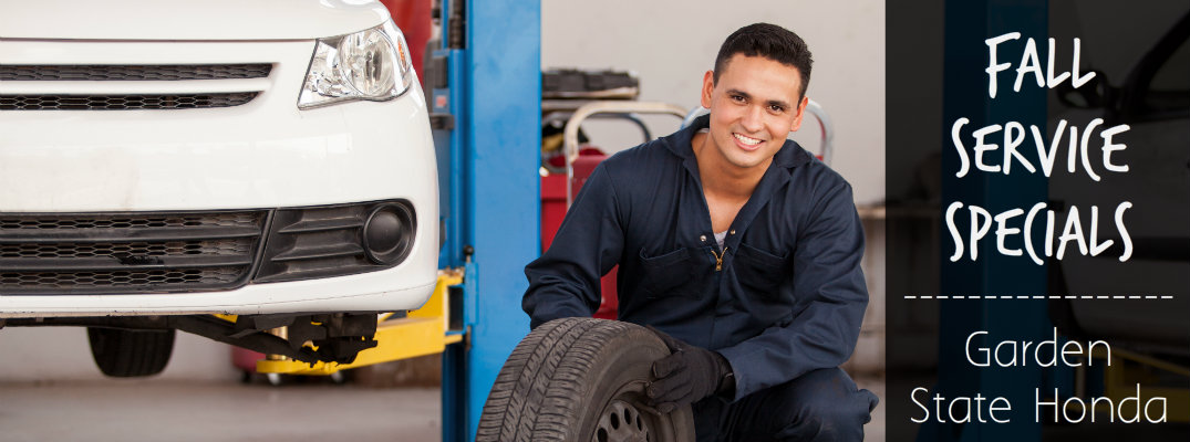 Fall 2016 Automotive Service Specials in Clifton, NJ