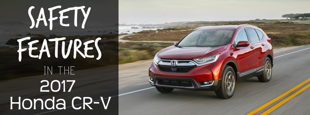2017 Honda Cr V Safety Features