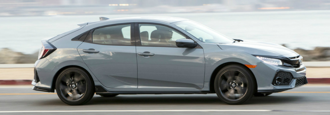 2017 honda civic hatchback vs 2017 honda fit for How much does a honda civic cost