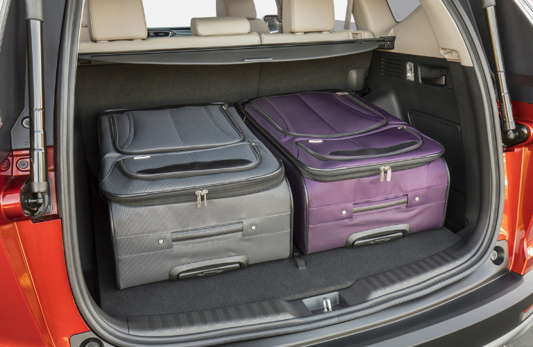 2018 honda cr v passenger volume and cargo space. Black Bedroom Furniture Sets. Home Design Ideas