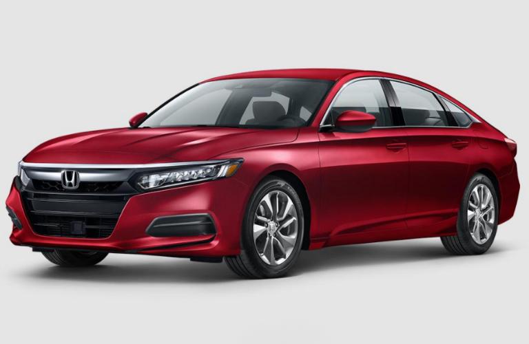2018 Honda Accord Exterior Color Options - Garden State Honda