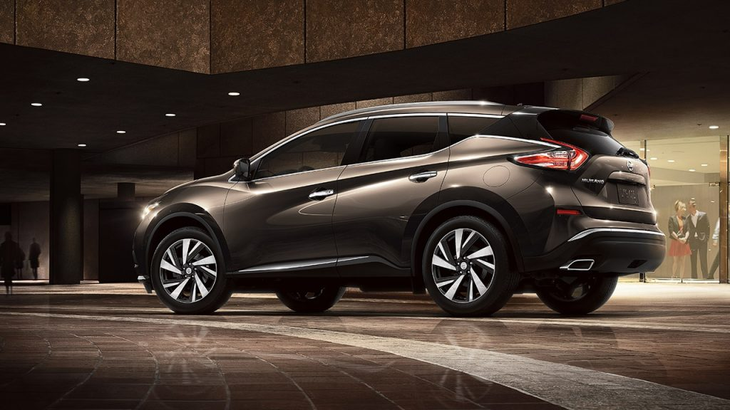 Exterior 2018 Nissan Murano Hoffman Estates IL