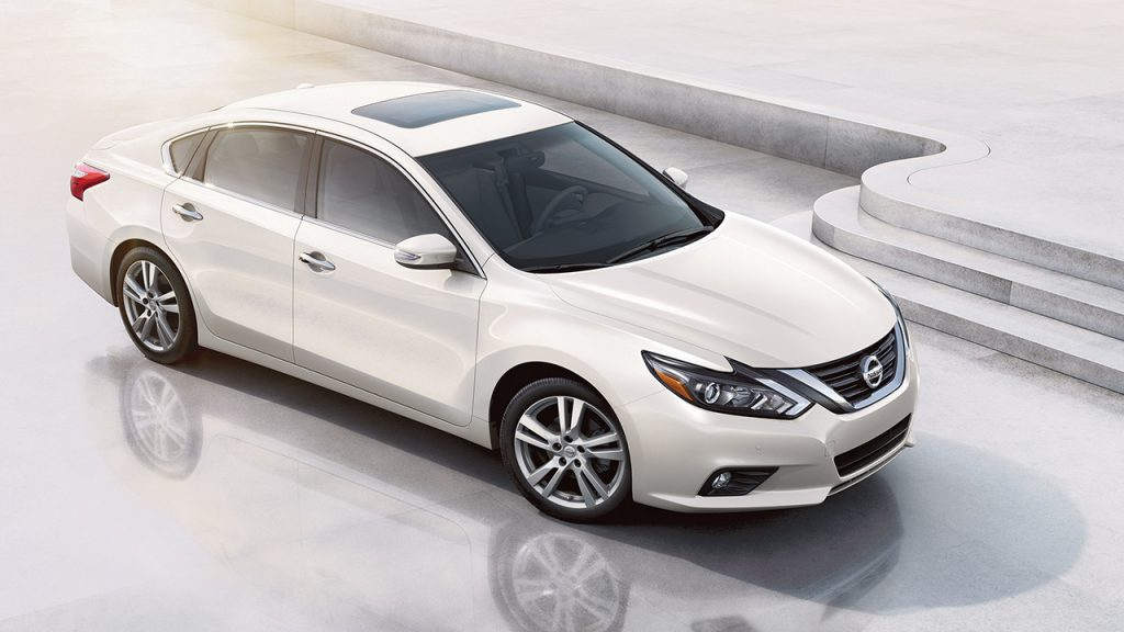Used Nissan Altima for Sale in Hoffman Estates