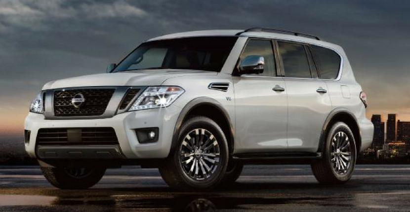 Nissan Armada 'Mountain Patrol'