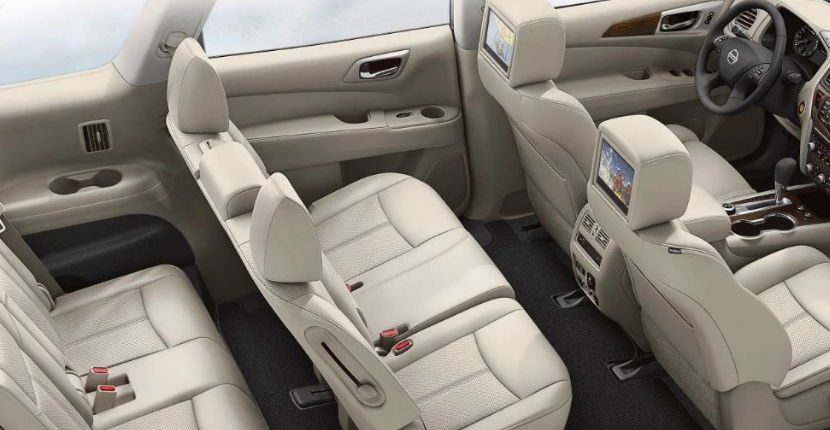Nissan Pathfinder Family Features