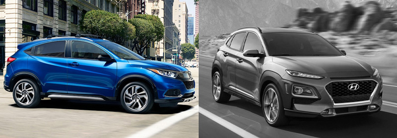 The 2020 Honda HR-V offers good value in performance and comfort near Mount Pleasant IA