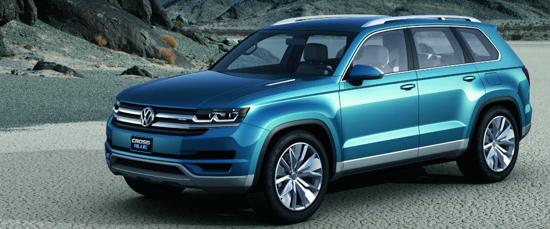 When Is The New Vw Suv Coming Out
