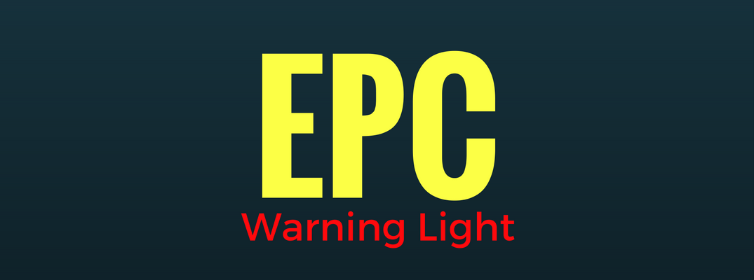 What does the EPC light mean on a VW