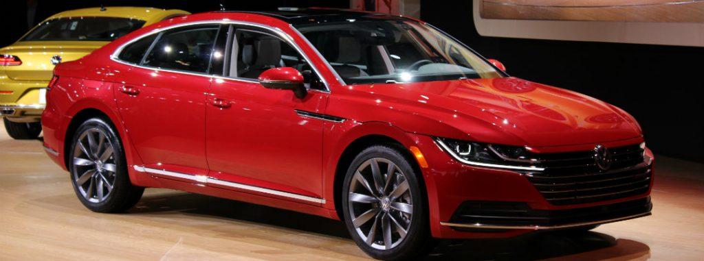 Passat Alltrack Usa >> Volkswagen Debuts USA CC Replacement 2019 VW Arteon