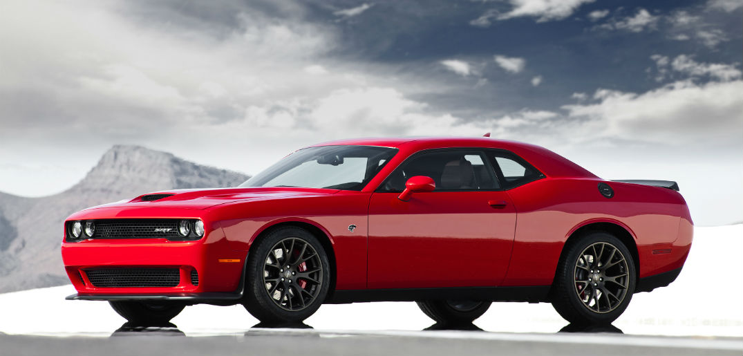 2016 Dodge Challenger Hellcat Muscle Car Exceeds All