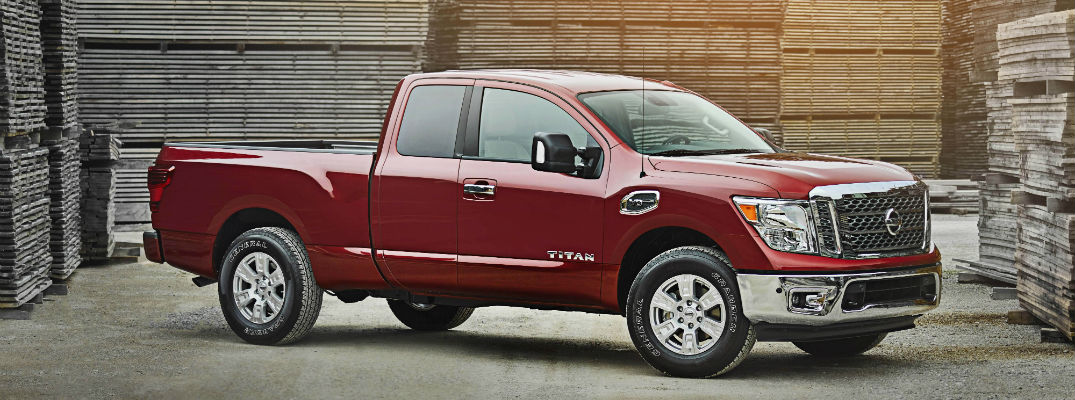how much does the 2017 nissan titan and titan xd king cab cost. Black Bedroom Furniture Sets. Home Design Ideas