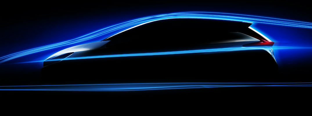 What does the new Nissan Leaf look like