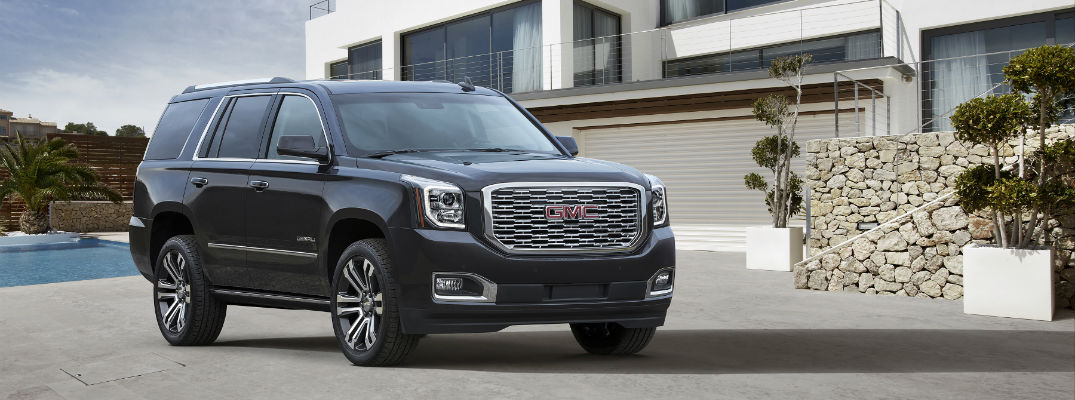 Release date for the 2018 GMC Yukon Denali