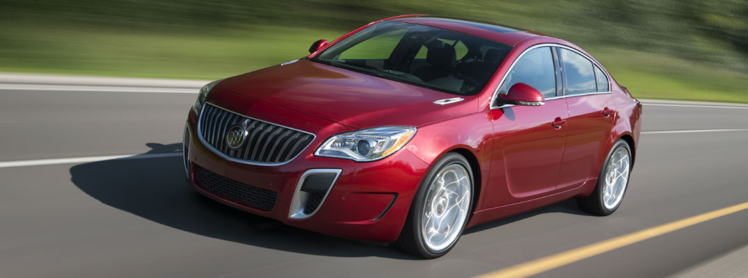 2017 Buick Fast Start sale at Billion Auto Group