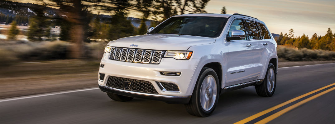 Where is the battery in a Jeep Grand Cherokee?
