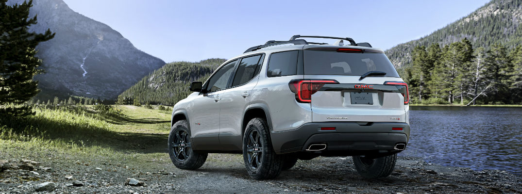 GMC introduces new Acadia ahead of on-sale date