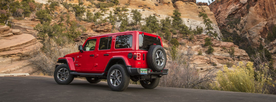 Jeep finally pulls the curtain back on the EcoDiesel Wrangler engine