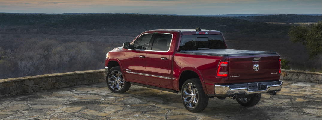 2020 Ram 1500 adds another 'Best of' award to its trophy case