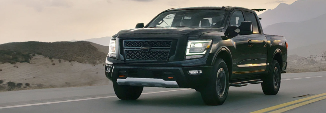How much will the 2020 Nissan TITAN be?