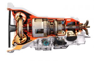 Automatic Transmission Profile View