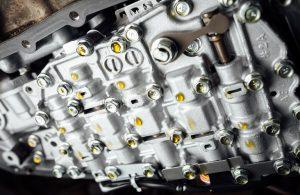 CVT automatic transmission