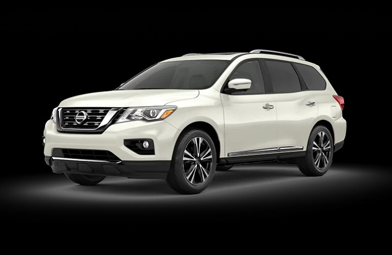 2020 Nissan Pathfinder Pearl White TriCoat