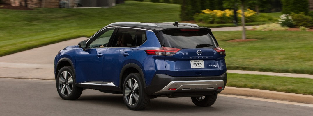 Want more information about the 2021 Rogue? Billion Auto Group delivers it for you!