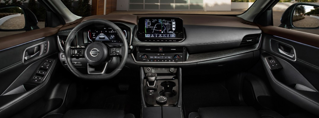 Information joins performance and efficiency in being the best parts of the Nissan Rogue for 2021 model