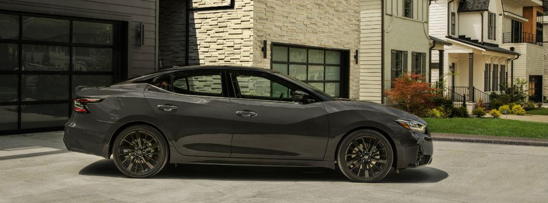 Nissan marks an important milestone for the Maxima sedan
