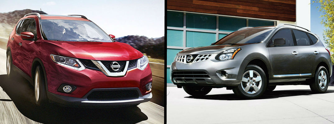 ... How Are The Nissan Rogue And Nissan Rogue Select Different