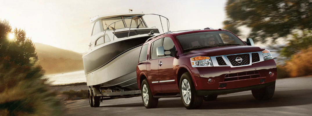 Nissan Armada Towing Capacity >> How Much Can Every Nissan Vehicle Tow