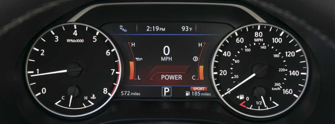 What Is The Nissan Advanced Drive Assist Display