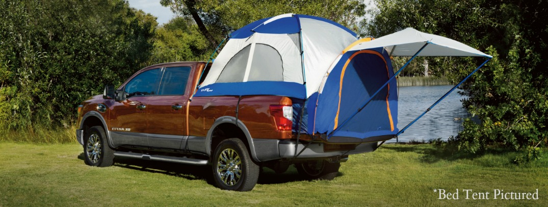 ... pop up tent for nissan titan & New Nissan Titan XD Accessories Available
