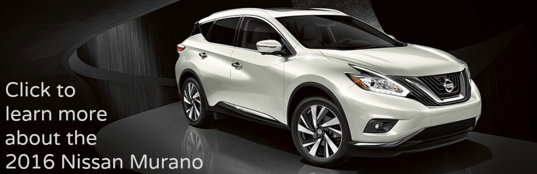 2016 Nissan Murano Side View Pearl White Large Glendale Nissan