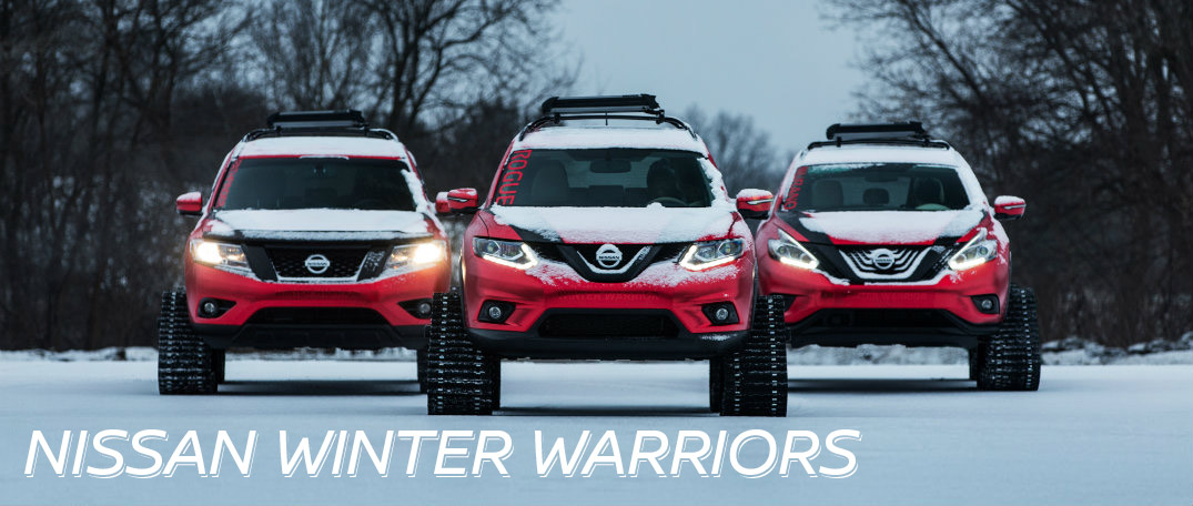 Winter Warrior Concepts Coming to Chicago Auto Show