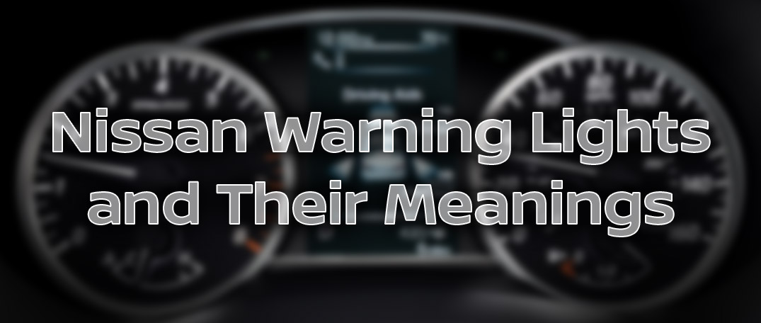 Nissan Altima Dashboard Warning Lights And Meanings - Car signs on dashboardcar warning signs you should not ignore
