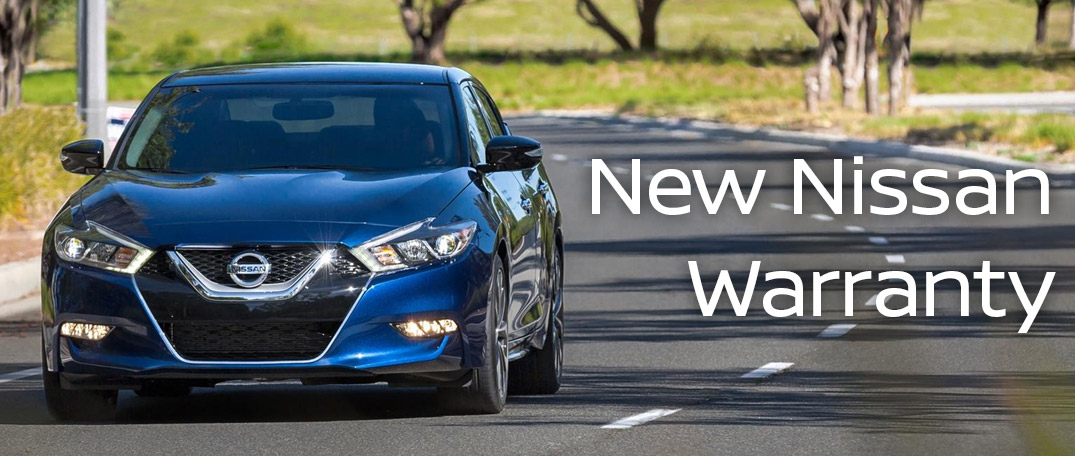 What does the Nissan warranty include?