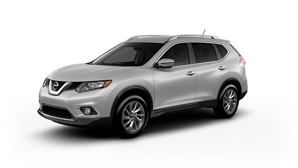 Brilliant silver nissan rogue o glendale nissan - 2012 nissan rogue exterior colors ...