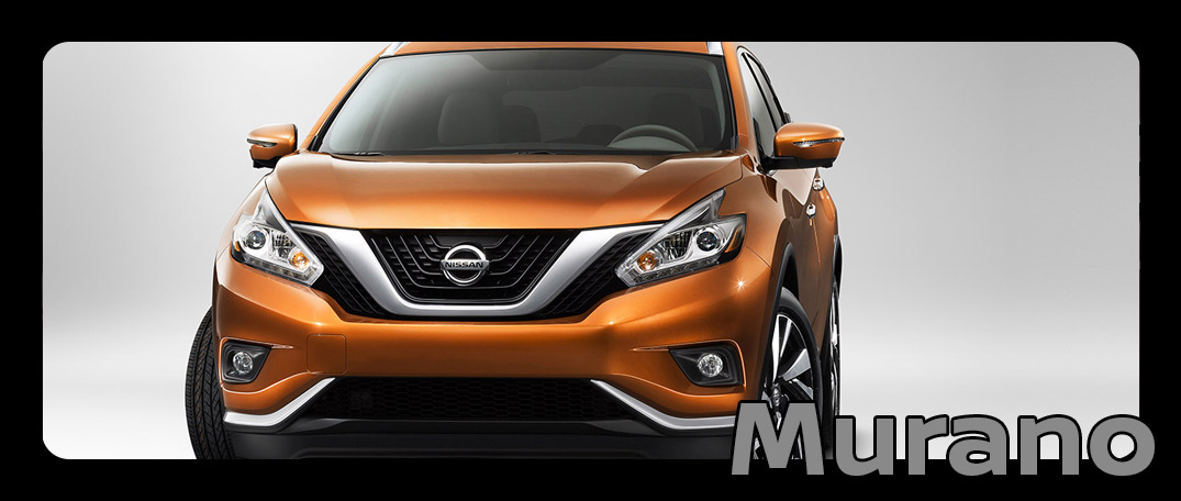 Does the Nissan Murano have a 3rd row?