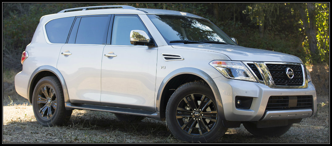 How Similar Is The 2017 Nissan Armada To The Patrol