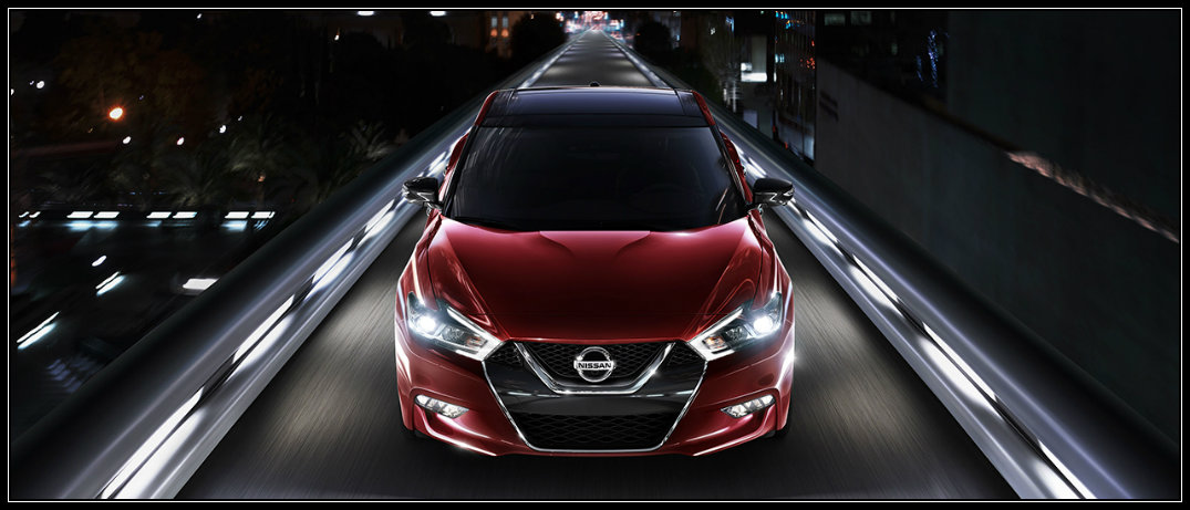 Led Lights Of 2017 Nissan Maxima