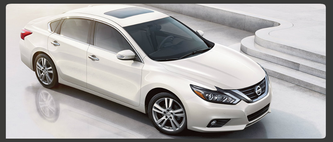 2017 Nissan Altima Features and Safety Technology