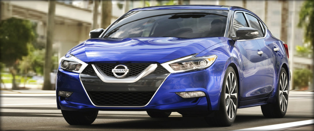 Why Buy The Nissan Maxima Over A Luxury Sedan
