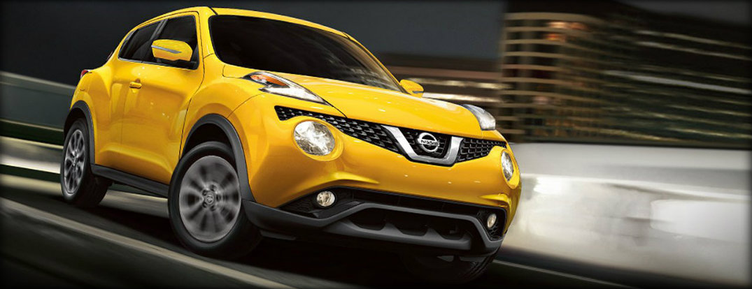 2016 nissan juke yellow night