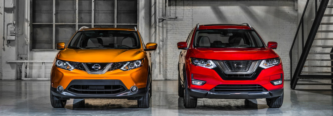 What Makes The 2017 Nissan Rogue Sport Different From The Regular Rogue?