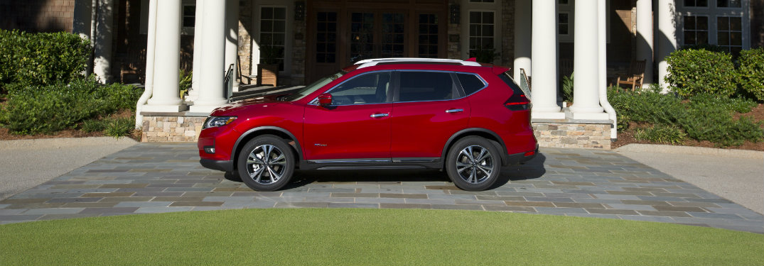 Official pricing for the 2017 Nissan Rogue Hybrid