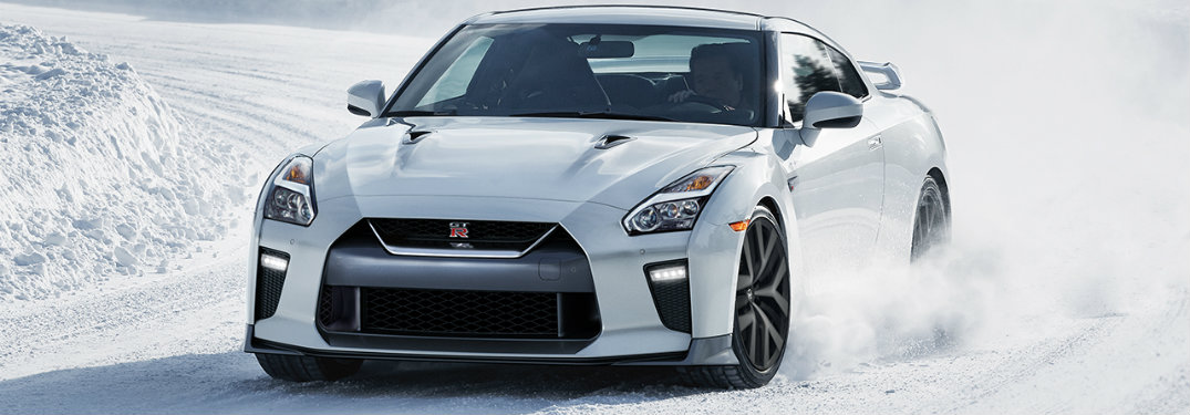 How fast is the 2017 Nissan GT-R?