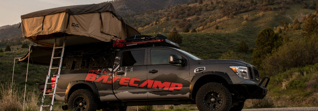 what is the nissan project basecamp titan